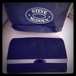 Steve Madden black DMF handbag